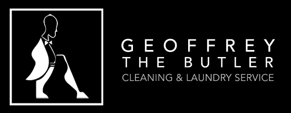 Geoffrey The Butler Logo