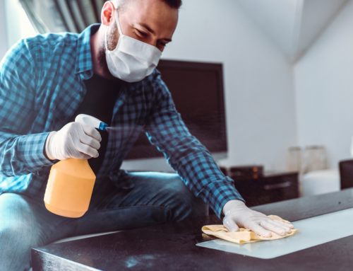 Tips for Home Cleaning and Organizing During COVID-19